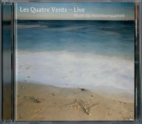 Les Quatre Vents - Musik für Holzbläserquartett
