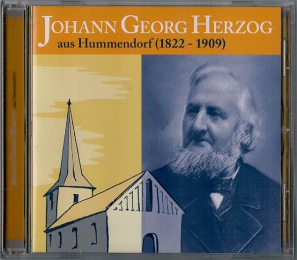 Johann Georg Herzog aus Hummendorf (1822 - 1909)