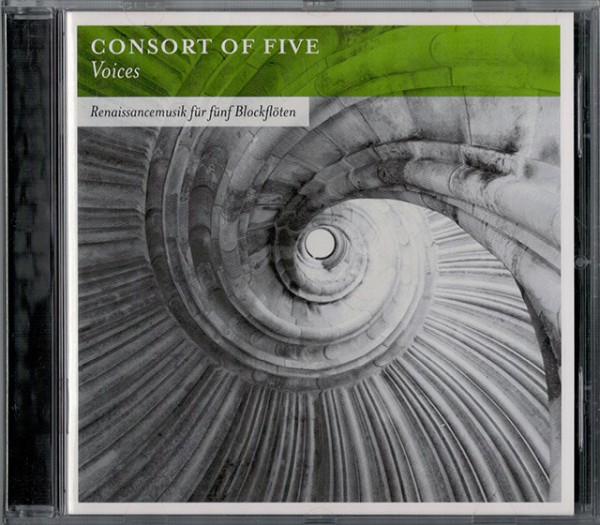 Consort of five: VOICES