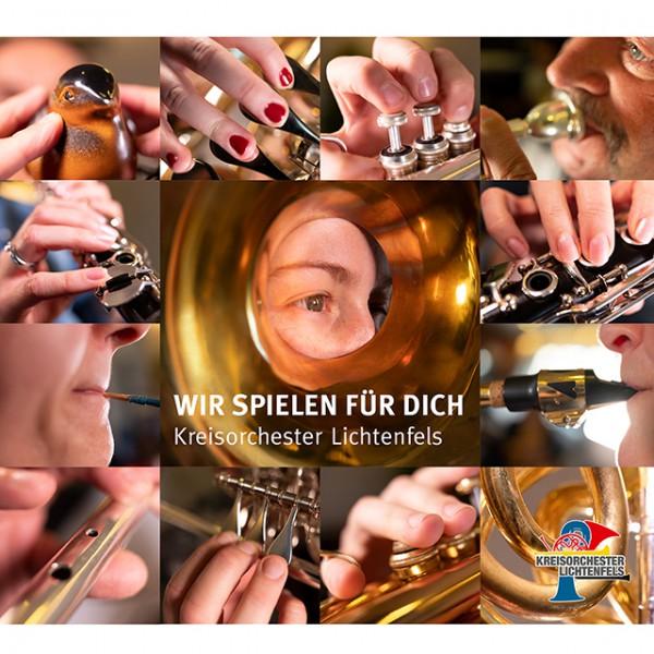 Wir spielen für Dich - Kreisorchester Lichtenfels